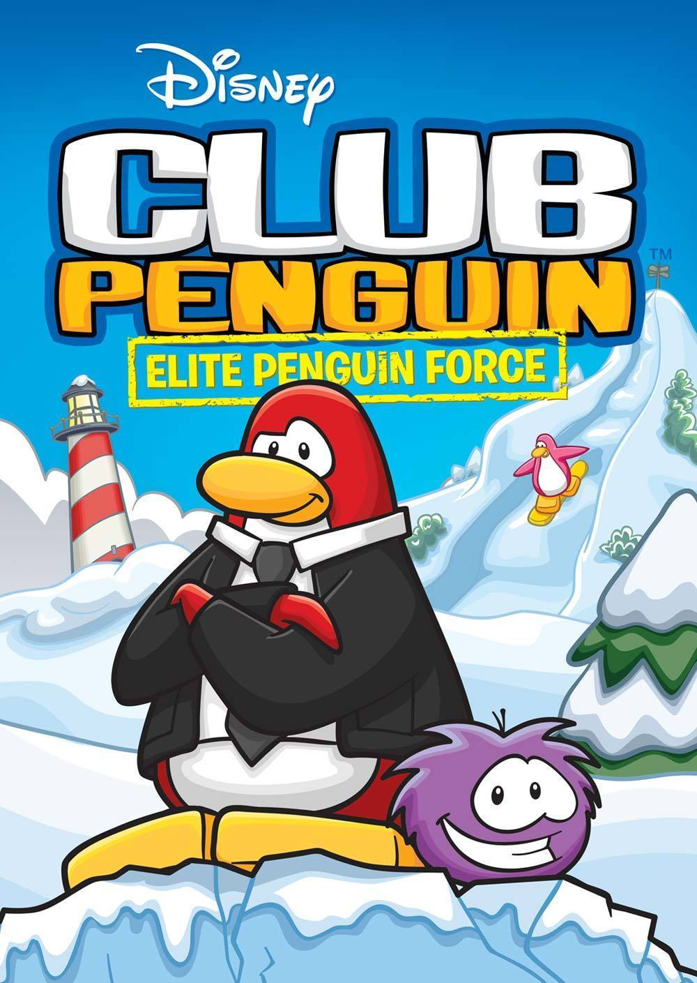 Club Penguin: Elite Penguin Force