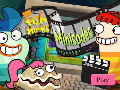 Fish Hooks - Minisodes