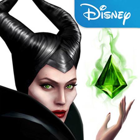 Maleficent Lampi di Gemme