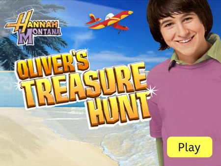 Oliver's Treasure Hunt