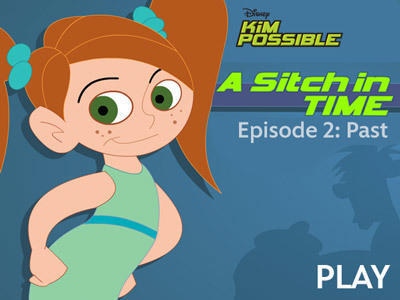 A Sitch in Time, Episode 2: Past