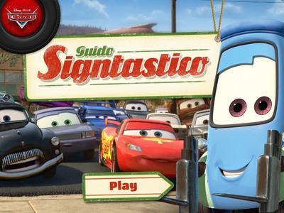Cars - Guido Signtastico