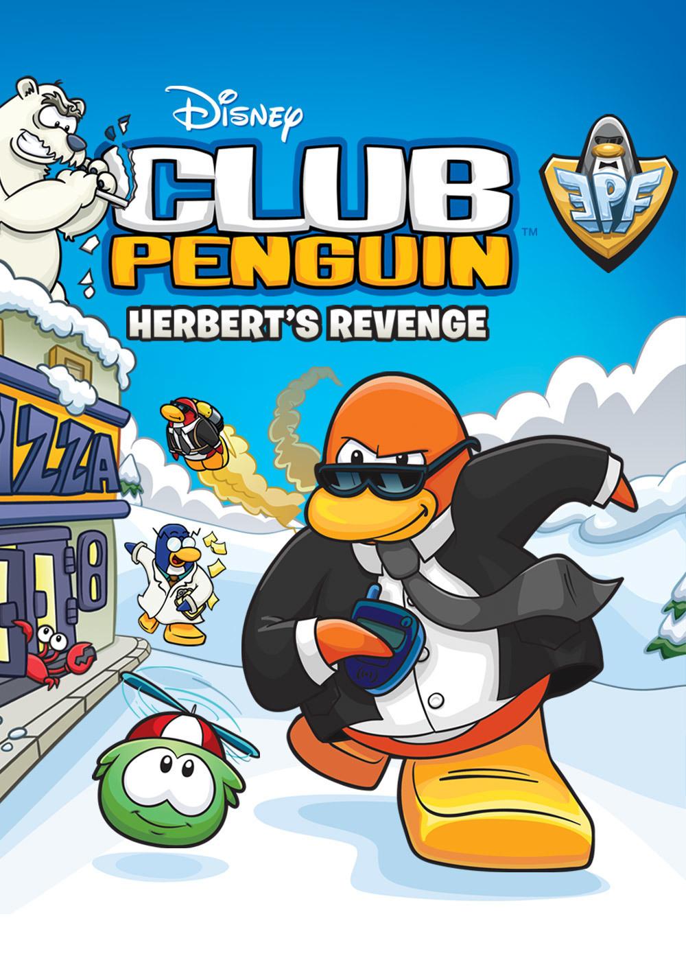 Club Penguin's EPF: Herbert's Revenge