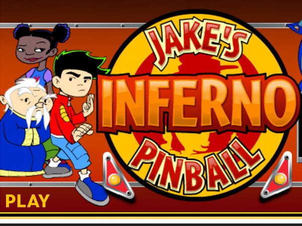 Jake's Pinball Inferno