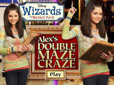 Alex's Double Maze Craze