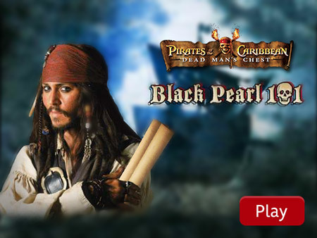 Pirates of the Caribbean - Black Pearl 101