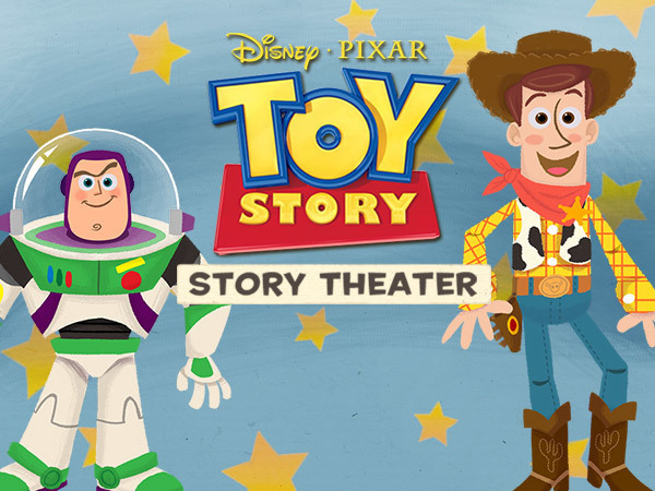 Toy Story: Story Theater Gallery
