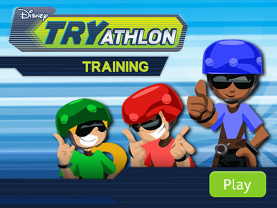 Tryathlon Training