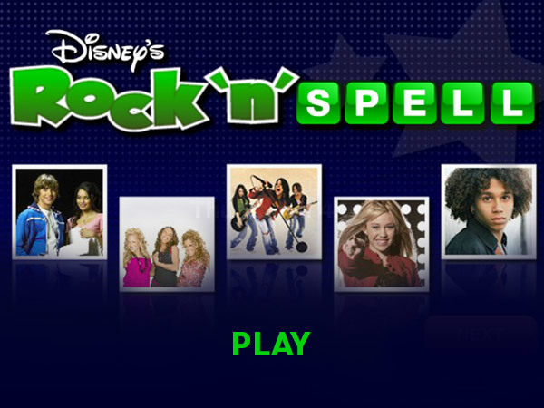 Disney's Rock 'n' Spell