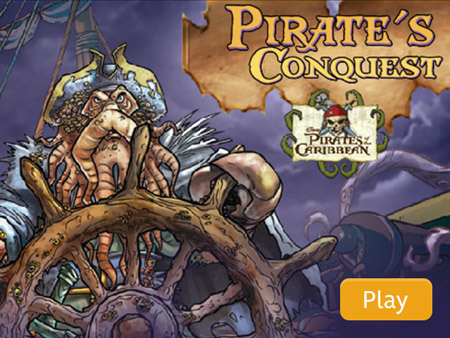 Pirates of the Caribbean - Pirate's Conquest