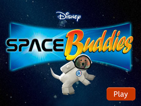 Space Buddies Pet Propulsion