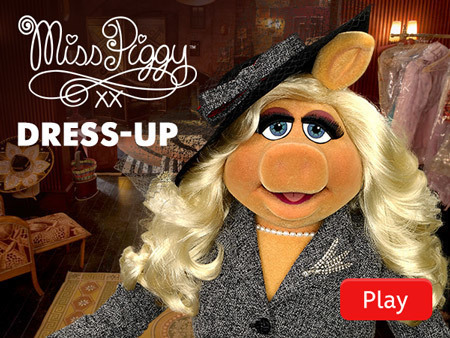 Miss Piggy's Dress-Up