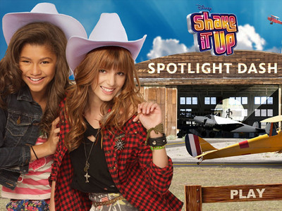Shake It Up: Spotlight Dash