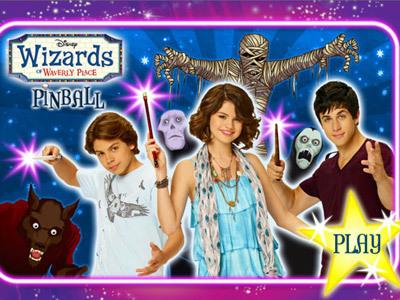 Wizard's Pinball