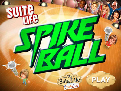 Suite Life Spike Ball