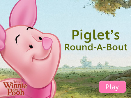 Piglet's Round-A-Bout