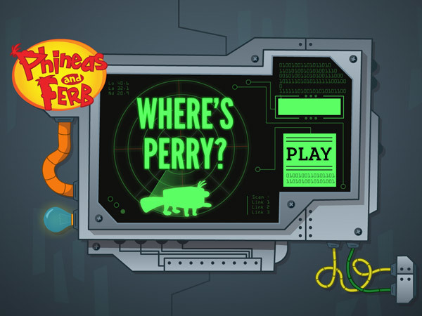 Where's Perry
