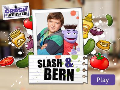 Crash & Bernstein: Slash & Bern