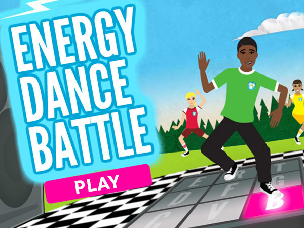 Energy Dance Battle