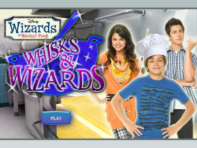 Wizards of Waverly Place - Whisks and Wizards