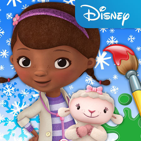 Doc McStuffins: Color and Play