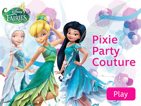Disney Fairies - Pixie Party Cout