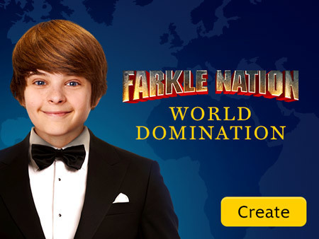 Farkle Nation: World Domination