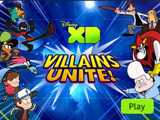 Disney XD heroes: Villains Unite!