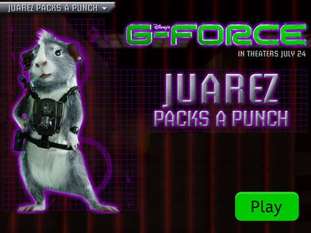 G-Force - Juarez Packs a Punch