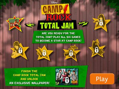 Camp Rock - Total Jam