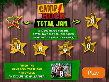 Camp Rock - Total Jam