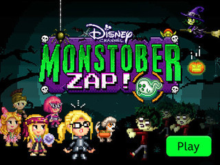 Disney Channel Halloween Games 14 reasons the disney channel games were better than the actual olympics Disney Channel Monstober Zap