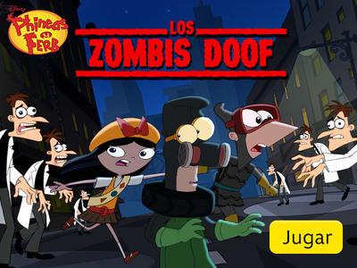 Phineas y Ferb - Los Zombis Doof