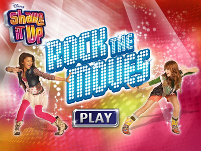 Shake It Up: Rock the Moves