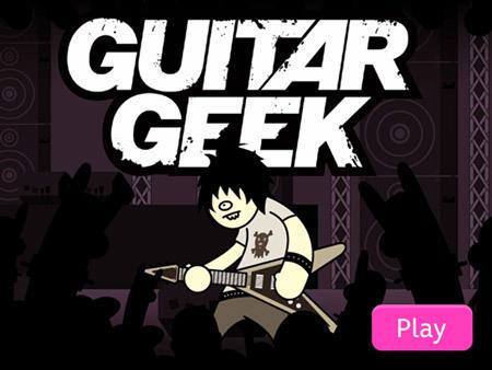 Guitar Geek