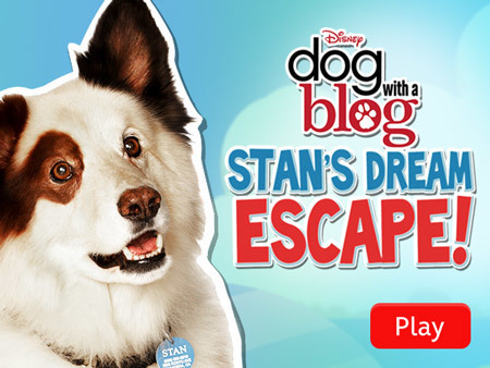 Dog With a Blog: Stan's Dream Escape