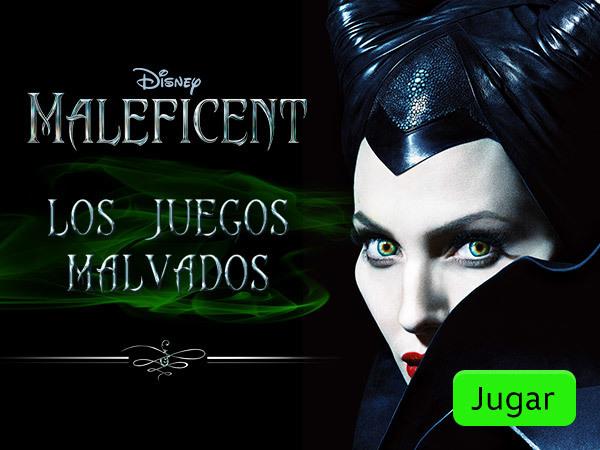 Maleficent - Los juegos malvados