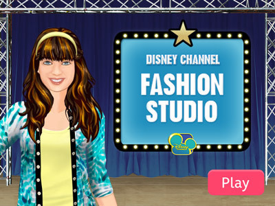 Disney Channel Fashion Studio