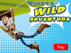 Woody's Fantastic Adventure