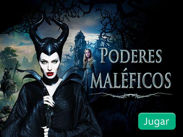 Maleficent - Poderes maléficos