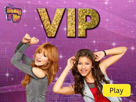 Shake It Up - VIP