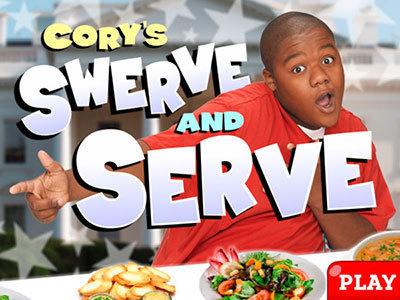 Cory's Swerve and Serve