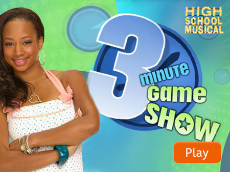 Three Minute Game Show