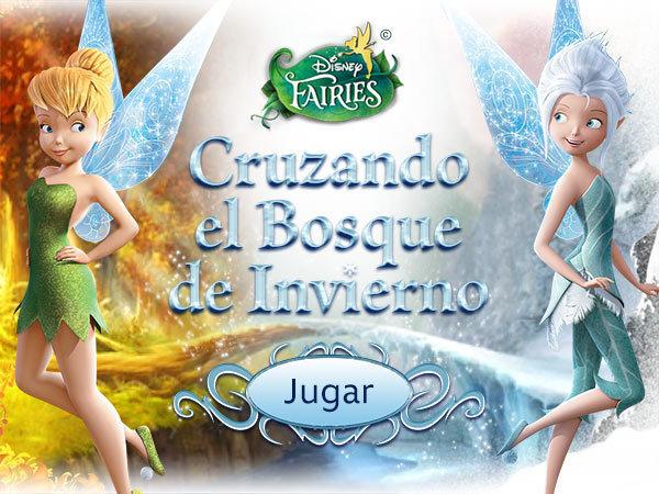 Fairies - Cruzando el Bosque de Invierno