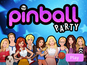 Disney Channel Pinball Party
