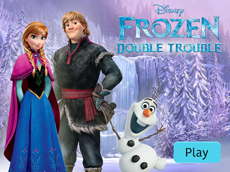 Frozen - Double Trouble