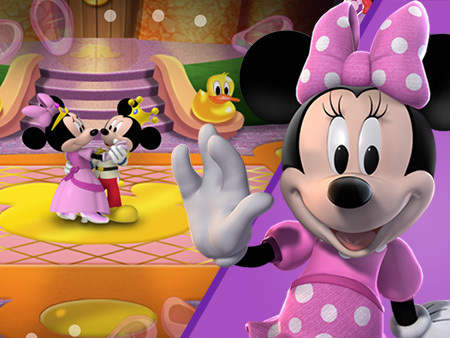 Minnie-rella's Magical Journey