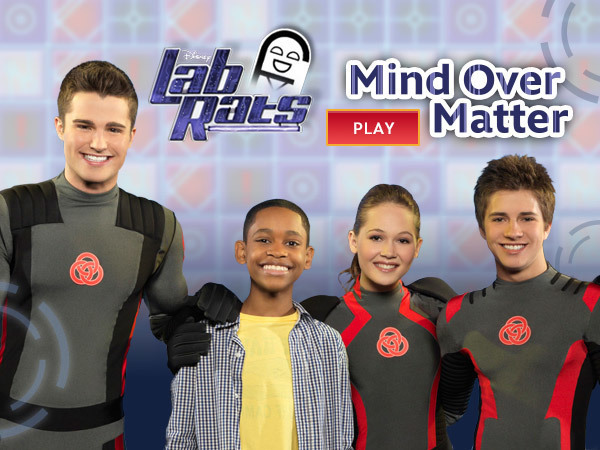 Lab Rats: Mind Over Matter