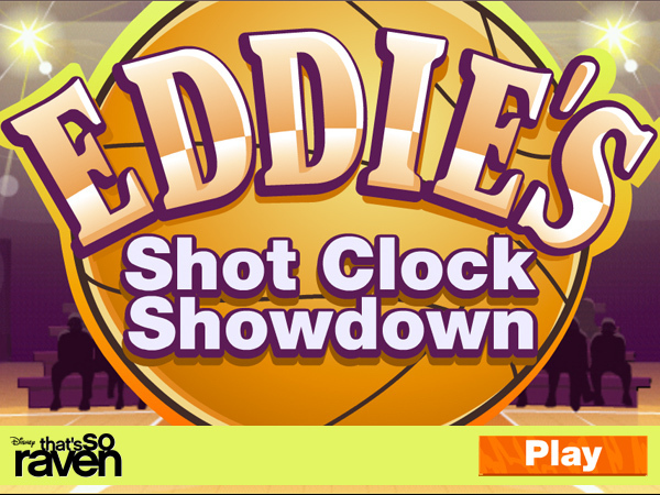Eddie's Shot Clock Showdown