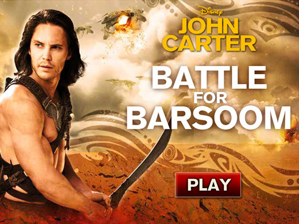 John Carter: Battle for Barsoom
